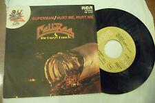 """CELI BEE&THE BUZZY BUNCH""""SUPERMAN-disco 45 giri RCA Italy 1977"""""""