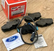Brake Pads Set fits FORD GRANADA Mk3 2.0 Front 85 to 92 QH 1632792 1640755 New