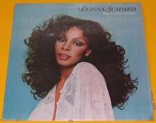 Philippines DONNA SUMMER Once Upon A Time LP Record