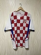 CROATIA 2002 HOME NIKE FOOTBALL SOCCER SHIRT JERSEY CAMISETA TRIKOT WORLD CUP