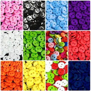 ☆ 9mm, 11mm, 13mm, 15mm, 18mm, 20mm or 23mm Sewing Buttons ☆ Mixed, Xmas