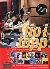 """Tio i Topp : med de utslagna """"På försök"""" 1961-74 (Hallberg & Henningsson) Swe'12"""