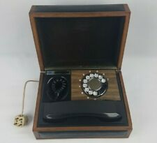 Vintage Phone in a Box ~ General Telephone System Gte ~ 4 Prong Rotary Connector