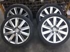 MAZDA 3 SET OF FOUR WHEELS RIMS FACTORY ALLOY MAGS MPS BK TURBO TYPE 18X7.0IN