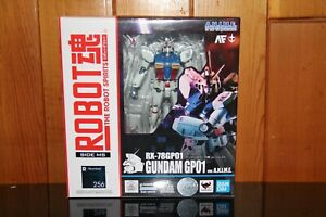 ROBOT SPIRITS RX-78GP01 ver. A.N.I.M.E. SIDE MS FIGURE BANDAI 256