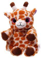 Wärmetier Giraffe Kuscheltier Pluschtier Körnerkissen Wärmeflasche Spielzeug