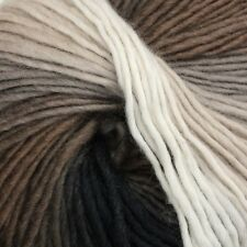Cleckheaton California #3404 Sepia Tone 100 Wool Large 100g Ball