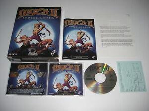 MYTH II SOULBLIGHTER Pc Cd Rom / MAC Original BIG BOX Fast , Secure Post