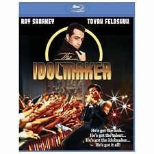 THE IDOLMAKER Blu-ray Peter Gallagher Ray Sharkey New Sealed Taylor Hackford