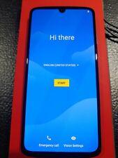 Motorola Moto Z4 - 128Gb - Flash Gray (Unlocked) Jbl Sound Boost 2 Included!