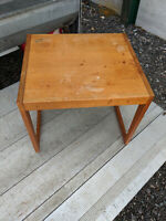 Midcentury teak coffee table LB011219S