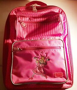 Sigikid Trolley Pinky Queeny 23059 Kinder Rucksack Tasche Rosa Koffer NEUWERTIG
