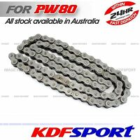 KDF PW80 PY80 CHAIN SPROCKET DRIVE FOR YAMAHA PEEWEE 80 PW DRIVING PY REAR JS