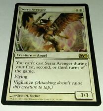 MTG Magic the Gathering Serra Avenger - M13 LP
