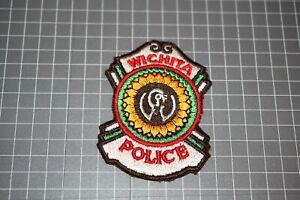 Wichita Kansas Police Patch (US-Pol)