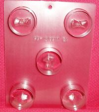 Graduation,Grads,Chocolate Cookie Candy Mold,Clear Plastic,C/K,Diploma