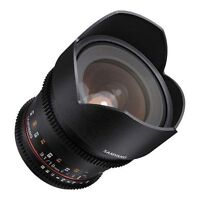 Samyang Cine 10mm T3.1 ED AS NCS CS cine Wide Angle Lens for Micro Four Thirds