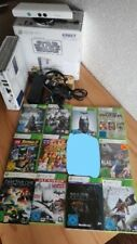 Microsoft Xbox 360 Limited Edition Star Wars 320GB Kinect OVP  +  11 Spiele