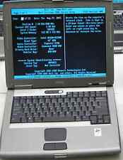 Dell Latitude D505 1.5GB RAM 1.33GHz  60GB HD, New Top Panel,Battery,AC,Win 7