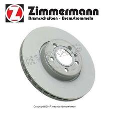 For VW EuroVan Front Left or Right Brake Disc ZIMMERMANN COAT Z 7M3615301