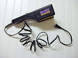 Hot Tools Professional crimper, Model 1191, gold plates, 170 watt, 10 settings