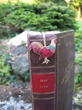 6729 F   MARQUE PAGE TRES  FIN  FIGURINE  COQ FRANCE  POULE   NEUF  PROMO  30 %