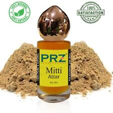 PRZ Mitti Attar Roll-on For Unisex (10 ML)-Pure Natural Premium Quality Perfume