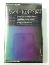 WHAM! Music From The Edge Of Heaven OCT40285 Cassette Tape