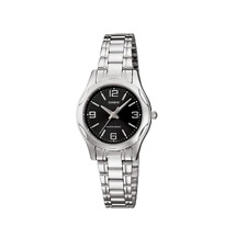 Casio Vintage LTP-1275D-1A2DF Silver Watch for Women