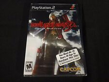 Devil May Cry 3: Dante's Awakening (Sony PlayStation 2, 2005) Brand New Sealed
