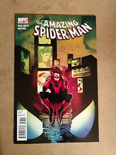 AMAZING SPIDER-MAN #626 FIRST PRINT MARVEL COMICS (2010) THE GAUNTLET