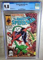 Amazing Spider-man #318 Scorpion App - Marvel 1989 CGC 9.8 NM/MT WP Comic I0085