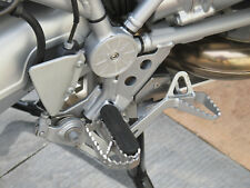Touratech Stainless Long Distance Footpegs for BMW R1200GS