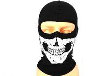 Balaclava Skull Motorrad Skimaske Totenkopf Maske Sturmhaube Sturmmaske PaintBal