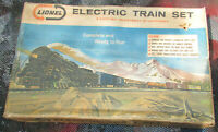 LIONEL No11550 6 UNIT STEAM FREIGHT WITH SMOKE & WHISTLE