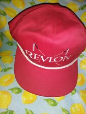 Revlon Vintage Red Hat Makeup Company Deadstock 💄🔥