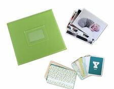 """First Year Photo Album Kit """"Baby is Here"""", All-in-one bundle: Printed"""