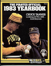 1983 Pittsburgh Pirates Yearbook