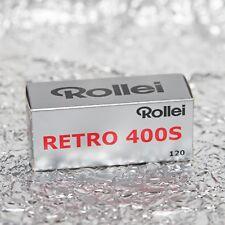 *NEW* Rollei Retro 400s 120 film