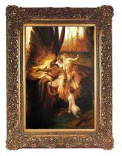 Herbert James Draper Lament for Icarus Handmade Oil Painting repro
