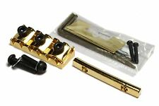 "GOTOH GHL-1 Floyd Rose Guitar Locking Nut Bottom Mount R4 1 11/16""(43mm) - Gold"