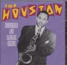 Joe Houston: Cornbread and Cabbage Greens (1992 Specialty CD - 26 Tracks) NEW!