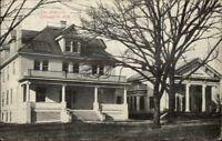 Columbus WI Hospital c1910 Postcard