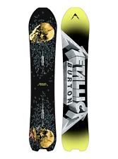 RARE! Burton x Metallica 158 Skelton Key Snowboard