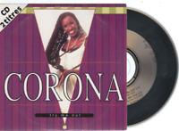 Corona Try Me Out Cd Single France French Card Sleeve inc. lee marrow club mix