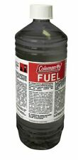 Coleman Lead Free Liquid Fuel 1L Bottle for Dual Fuel Stoves and Lanterns Hiking