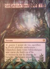 Forêt Pluviale Embrumée Altérée - Altered Misty Rainforest - Magic mtg 3