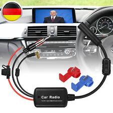 DAB+ Antenne Splitter Radio Adapter FM Antennenverstärker Und Frequenzweiche