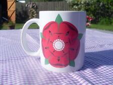 Lancashire Rose Mug / Cup 11oz original design (new)