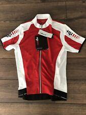 BNWT Zero rh+ Vertigo Cycling Jersey RRP £80